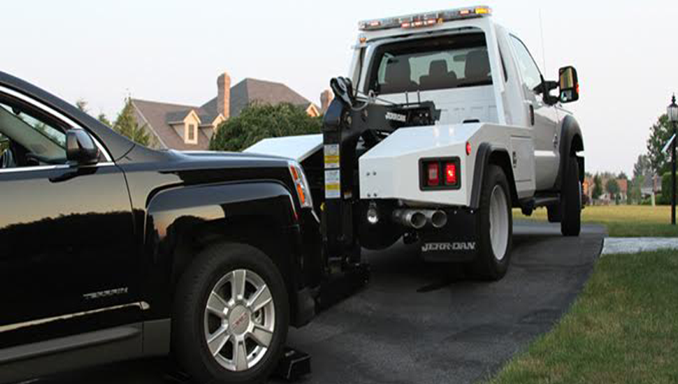 24 hour blocked driveway towing New York City